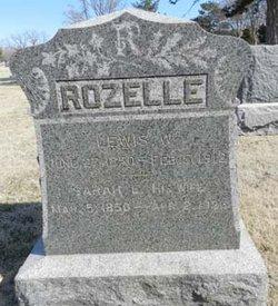 Sarah Elizabeth <i>Doty</i> Rozelle