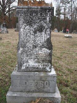 Mrs Catherine Adelia Dee <i>Vernon</i> Anderson