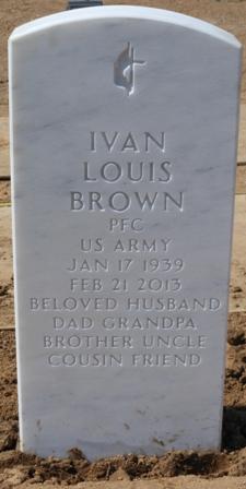 Ivan Louis Brown