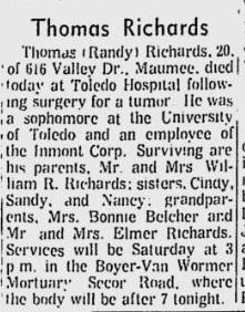 Thomas Randy Richards