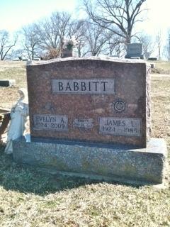 Evelyn Alice <i>Roberts</i> Babbitt