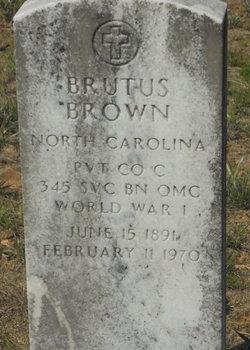 Brutus Brown