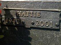 Hattie Mae <i>Hinson</i> Anderson