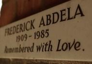 Frederick Abdela