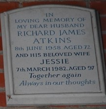 Richard James Atkins