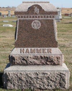 Nettie Belle <i>Pershing</i> Hammer