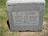 David H. Ashby