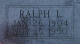 Ralph Linton Bradshaw