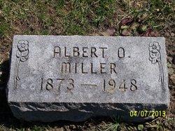 Albert O Miller