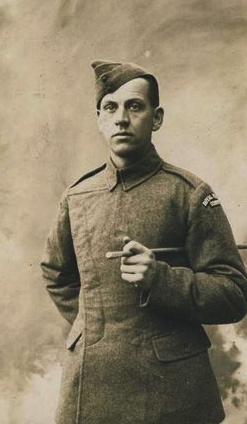 Lieutenant Arthur Clair Gilmour