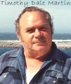 Timothy Dale Pete Martin