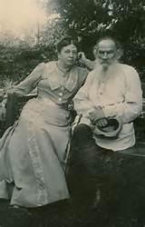 Sophia Andreyevna <i>Behrs</i> Tolstaya