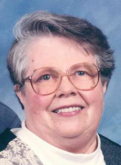 Joyce Lucille <i>Robbins</i> Overturf