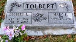 Delbert LeRoy Del Tolbert