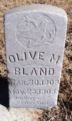 Olive M. Bland