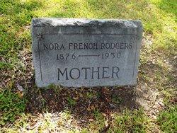 Nora Alice <i>French</i> Harris Rodgers