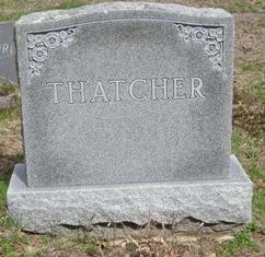 Clifford D Thatcher