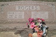 Inez <i>Terry</i> Rogers