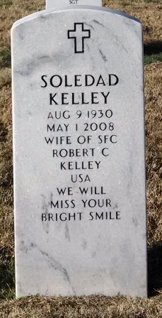 Soledad M. Kelley