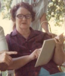 Pauline <i>Green</i> Abernathy