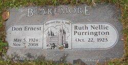 Don Ernest Blakemore