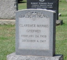 Clarence Maphis Godfrey