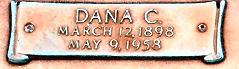 Dana Clifford Davis