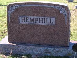 Hattie Elizabeth <i>Hall</i> Hemphill