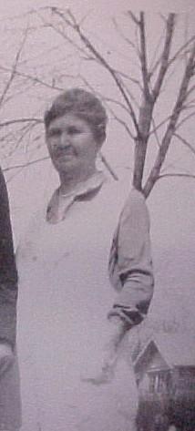 Blanche Bertha <i>Lewis</i> Ashcraft