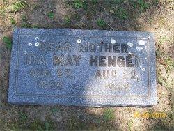 Ida Mae <i>Huston</i> Fellows Hengen