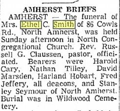 Ethel Mary <i>Crozer</i> Smith