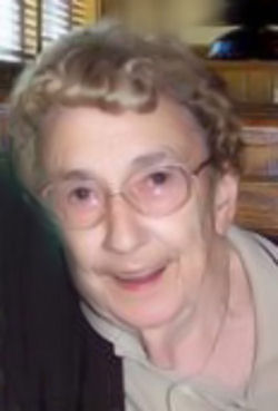 Alberta Ethel Sam <i>Daniels</i> Withrow