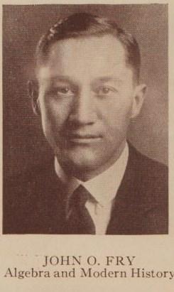 John O. Fry