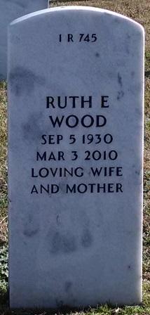 Ruth Elaine <i>Williamson</i> Wood