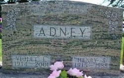 Henry Sylvester Adney