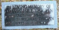 Travis Hill Thigpen