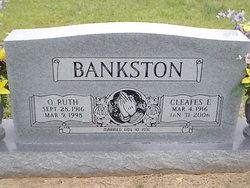 Overtine Ruth <i>House</i> Bankston