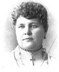 Abbie F. <i>Oliver</i> Wilson