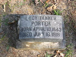 Lucy Ann <i>Tanner</i> Dewoody