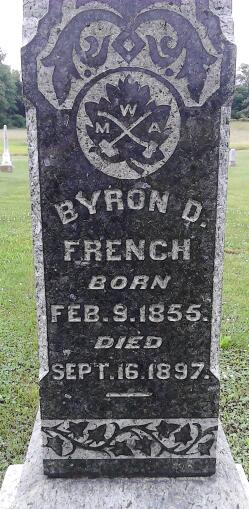 Byron D French