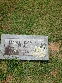 Kenneth Raymond Deaton