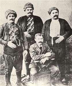 Youssuf The Terrible Turk Ishmaelo