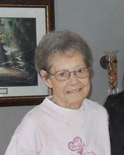 Margaret Lucille Maggie <i>Boyer</i> Ashlock