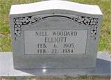 Nell <i>Woodard</i> Elliott