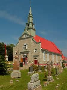 Saint Jean de l'ile d'Orl�ans Cemetery