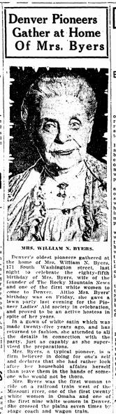 Elizabeth Minerva <i>Sumner</i> Byers