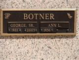 Dora Ann <i>Leathers</i> Botner