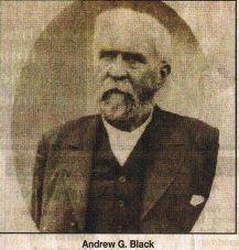 Andrew Giles Black