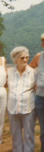 Dorothy <i>Grindstaff</i> Buchanan