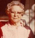 Carrie Martha <i>Dyer</i> Andrews
